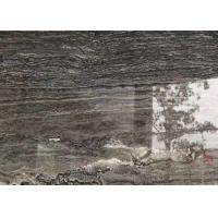 Wholesale Versace Grey Gray Gloss Marble Floor Tiles Environmentally Friendly from china suppliers