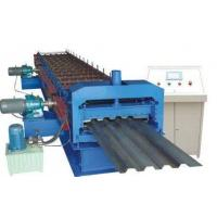 Wholesale Wall Panel Steel Sheet Roll Forming Machine in Construction for Outdoor Decoration from china suppliers