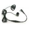 Buy cheap Zig zag D shape with finger PTT ear hanging earphone from wholesalers
