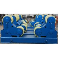 Self Aligning Pipe Welding Rollers with 4kw Motor And 60000kg Capacity