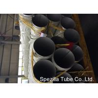 Wholesale 2 inch stainless steel tubing Stainless Steel Round Tube SS304 06Cr19Ni10 Bright Annealed / Polished Surface from china suppliers