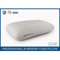 Rectangle Healty Care Traditional Memory Foam Pillow Back Sleeper , Bamboo Pillows of ...