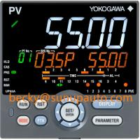 China Yokogawa UTAdvanced UP55A Program Controllers with Newly-Released DIN Sized Multiple Language color LCD Display on sale