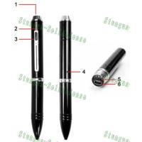 how to make a spy camera pen