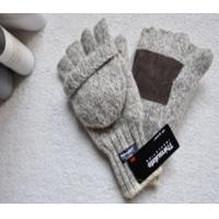 Wholesale woolen gloves with pigskin palm from china suppliers