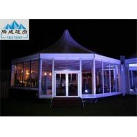Wholesale Customized Size Outdoor Party Tents / Aluminum Frame Tent Easy-Assembly from china suppliers