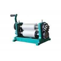 Wholesale Aluminum Alloy Manual Beeswax Foundation Machine Cell size 5.4 or 4.9mm from china suppliers