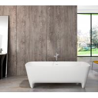 Wholesale Fashionable Artificial Stone Bathtub Non Porous Seamless Joint from china suppliers