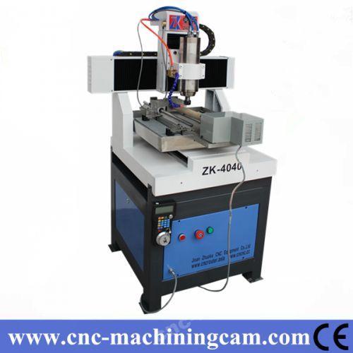 mini cnc metal fabrication ZK-4040(400*400*120mm) of item ...