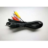 Wholesale 3.5mm TRRS mini jack-3RCA Male Video and AudioCable Data Communication Cable 1.5meter from china suppliers