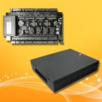 Wholesale Four Door Access Control Panel Support RFID Card Reader and Exit Button EM lock from china suppliers