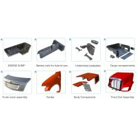China SMC Molding FRP Truck Body Great Wear Resistance ISO/TS-16949 Approved on sale