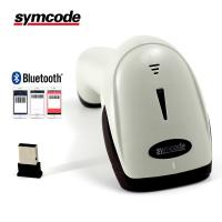 Symcode CCD Barcode Scanner / Bluetooth Barcode Reader Anti Knock And Quakeproof