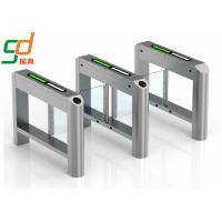 Wholesale High-Class Automatic Turnstiles  Swing Barrier  For Pedestrains and Motor Bikes from china suppliers