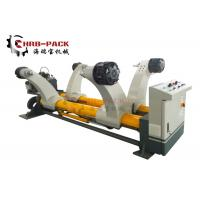 China Hydraulic Mill Roll Stand For Corrugated Cardboard Plant, 3 Ply Corrugated Carton Machine on sale