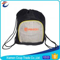 Wholesale Gym Sports Basketball Football Drawstring Bags Water Resistant Multifunction from china suppliers