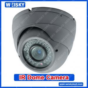 High Definition Metal IR Dome Camera Sony Effio E 540tvl