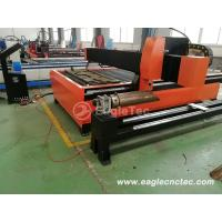 Wholesale Large Diameter Steel Pipe Cutter CNC Plasma Cutting Machine from china suppliers