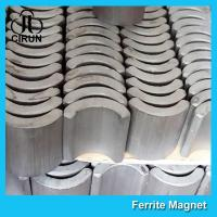 Wholesale 360 380 540 550 775 Strong Ferrite Arc Magnet for EPS Motor Customized Size from china suppliers