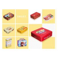 China 100ml Aluminum Jar Recycled Packaging Boxes Metal Candy Tin With Screw Top on sale