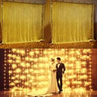 Wholesale led curtain wedding from china suppliers