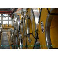 Wholesale AISI Inox 202 ASTM A240 Cold Rolled Stainless Steel Coil , 2B BA Finish Surface from china suppliers
