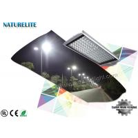 Quality Silver  Flat Osram 120W Led Street Lights IP65 Waterproof  Bridgelux Chip for sale