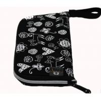 Wholesale neoprene SBR computer mouse pad bag with wrist strap ,travel pouch mouse mat from china suppliers