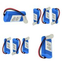 Tracking Device 7.4 V Battery Pack With PCM / Connector , 2200mAh Capacity