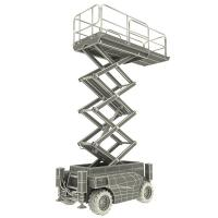 Wholesale Mid-rise Hydraulic scissor lift from china suppliers