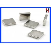 Wholesale Super Strong Square Block Magnet Rare Earth Magnet N52 Ndfeb Neodymium Magnet from china suppliers