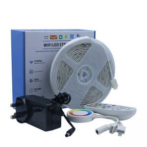 Wholesale RGBIC Programmable 2.5W/M IP65 SMD5050 WIFI LED Strip Light from china suppliers