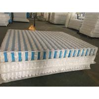 Buy cheap 3D non-woven cover high carbon steel wire mattress independent spring unit. from wholesalers