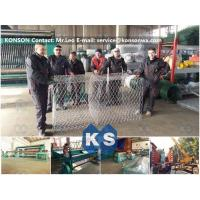 Heavy Duty Hexagonal Gabion Box Machine Automatic Gabion Production Line 2 x 1 x 1M