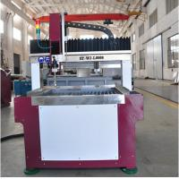 China 37KW water jet cutter with cutting size 800*800mm for metal sheet on sale
