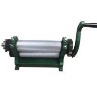 Wholesale 86*310mm Aluminum Alloy Beeswax Foundation Machine Reasonable Structure High Reliability from china suppliers