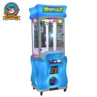 Wholesale Commercial Key Master Vending Machine / Colored Toy Arcade Game Machine from china suppliers