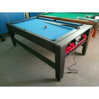Supplier 7FT Swivel Table Multi Game Table 2 In 1 Pool Table And Air Hockey