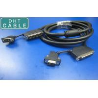 Custom D Sub Cable Assemblies : Flexible custom cable assemblies v with db slip type