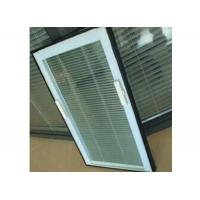 China Tilt & Lift -Magnetically Operated Blinds Closed Together To The Top (Handels on both sides) wholesale