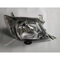 Wholesale 12V Toyota Hilux Vigo Parts / Front Head Lamp Custom Service Acceptable from china suppliers