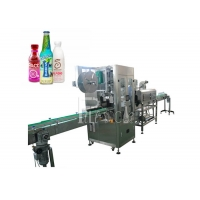 Wholesale Photoelectric Shrink Sleeve PVC PET Flat  Bottle Sticker Labelling Machine from china suppliers