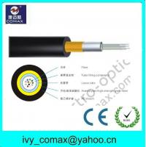 Aerial 6/8/12 Core Multi Mode 50/125 Optical Fiber Cable (GYFXY-2)