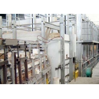 Wholesale Refractory Materials Dual Fuel 150t Industrial Glass Furnace from china suppliers