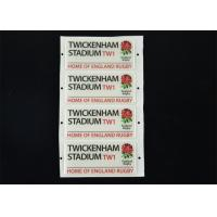 Scratch Proof Polyurethane Domed Labels , Printed Vinyl Stickers With LOGO