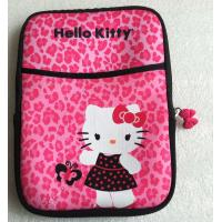 """Wholesale Pretty Hello Kitties Designs 9.7"""" 8.7 inch Neoprene laptop cover bag / Notebook Protector from china suppliers"""