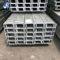 Wholesale Galvanized Steel Section With High Strength from china suppliers
