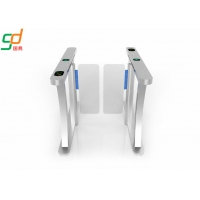 Wholesale RS Alarm security swing gate Turnstile Barrier Entrance Turnstiles For Passages from china suppliers