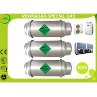 HFC23 R23 Refrigerant Gas Trifluoromethane Colorless Non Flammable