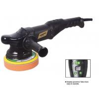 China big throw 21mm random orbital dual action car polisher buffer  710w 6 speed digital type wholesale